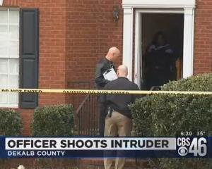 Atlanta Cop Shoots Mugger