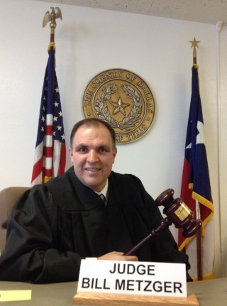 judge bill metzger
