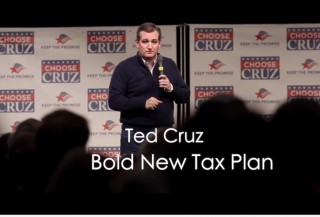 ted cruz tax plan