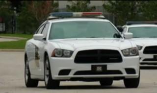 trooper car
