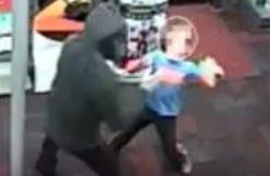 Boy Fights Suspected Robber, screengrab via MCPD