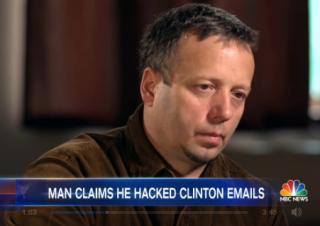 Guccifer Screengrab NBC News