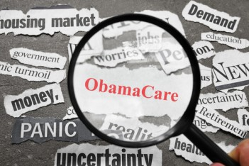 Obamacare via shutterstock