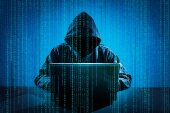 Hacker via shutterstock