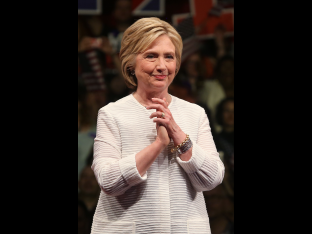 Clinton via Shutterstock