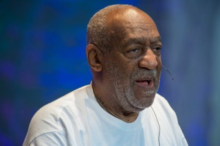 Image of Bill Cosby via Randy Miramontez/Shutterstock