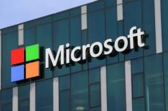 Microsoft logo via StockStudio and Shutterstock