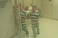 Parker County inmates via WFAA screengrab