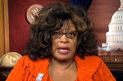 Rep Corrine Brown via YouTube