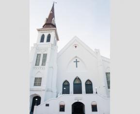 Charleston AME Church via shutterstock