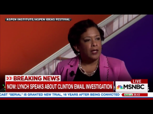 Attorney General Loretta Lynch via screengrab