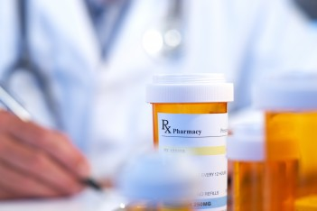 prescription drugs via shutterstock