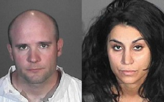 Images of Jared Kasiewicz and Sparkle Soojian via Glendale Police Department