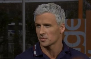 Image of Ryan Lochte via NBC screengrab
