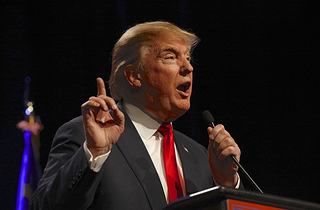 Donald Trump (Shutterstock)
