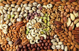 Nuts (Shutterstock)
