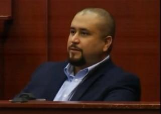 Image of George Zimmerman via WESH screengrab