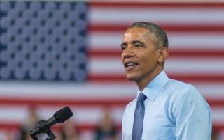 Image of Barack Obama via Shutterstock