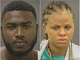 Dakei Perry and Zannay Laws via Baltimore Police