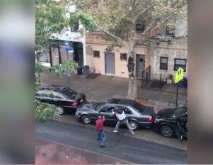 brooklyn police shooting via shutterstock