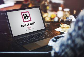 adult content via Shutterstock