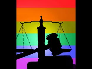 LGBT rights via zimmytws/shutterstock