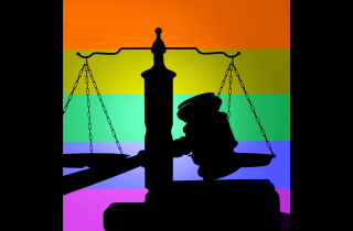 LGBT rights via zimmytws/shutterstock