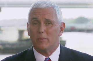 Mike Pence on Meet the Press 10-16-16 (NBC News screen grab)