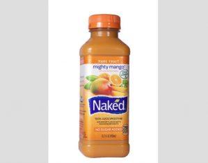 Naked Juice via Sheila Fitzgerald / Shutterstock