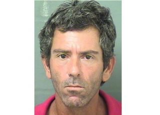 john mongiovi via Palm Beach County Sheriff's Office