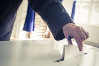 ballot via Shutterstock