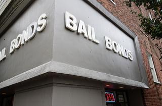 Bail Bonds sign (Shutterstock)