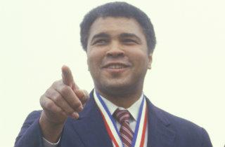 Muhammad Ali (Shutterstock)