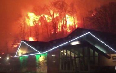 wildfire via screengrab