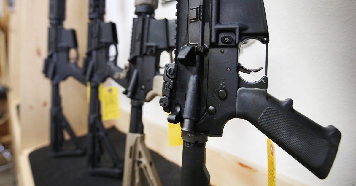 AR-15 Massachusetts Assault Weapons Ban