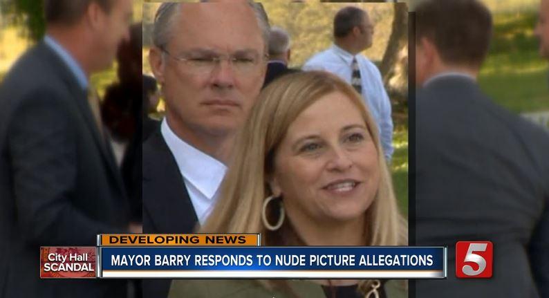 Mayors Bodyguard Took Nude Photos While On the Job