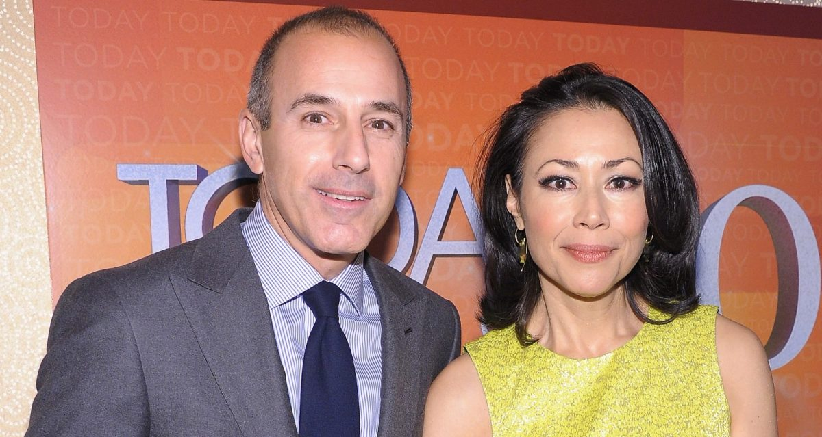 Today Show, Matt Lauer, Ann Curry, 2012