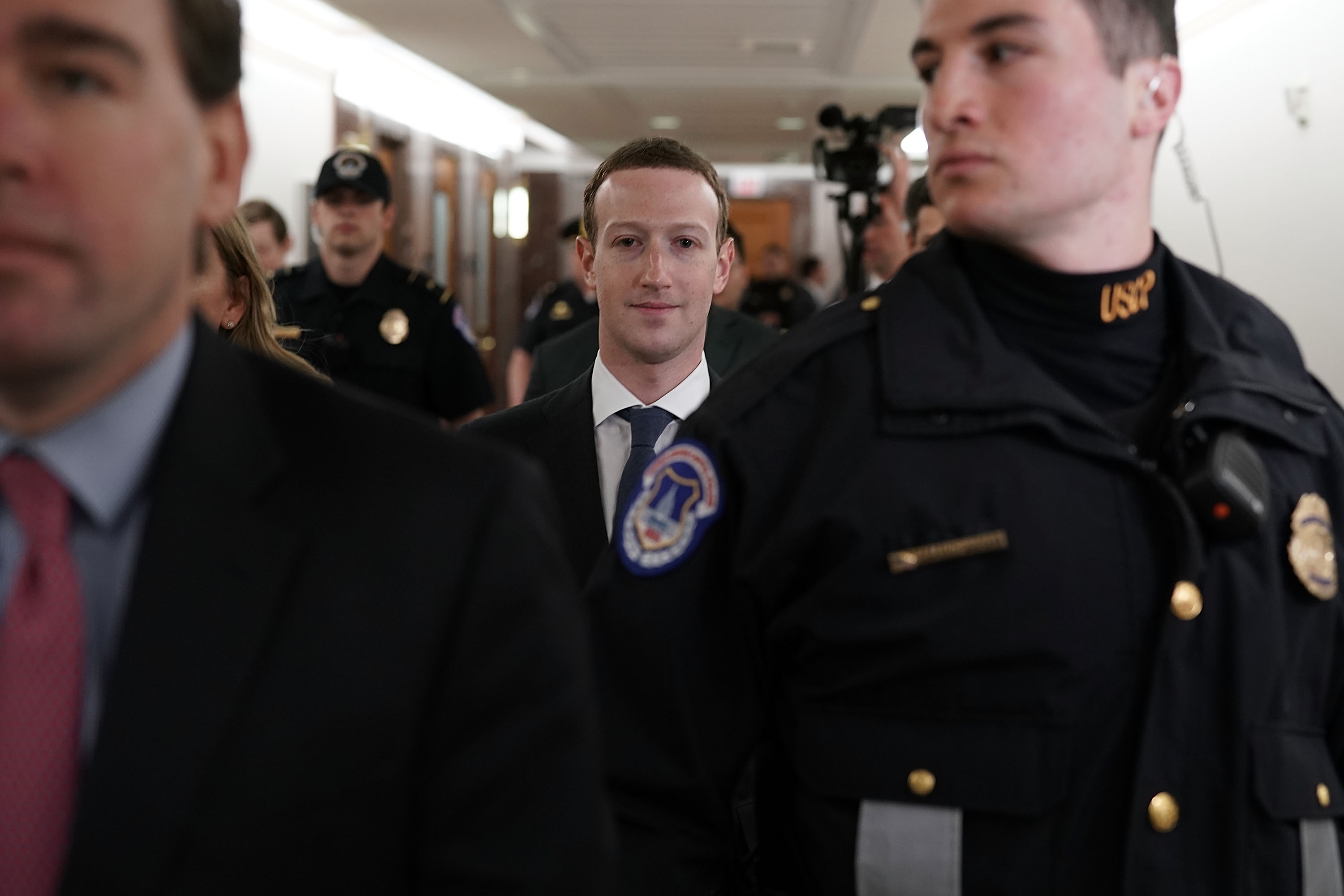 Watch Zuckerberg Testify