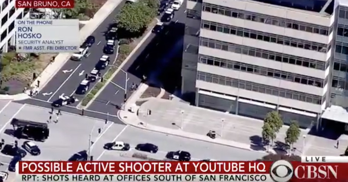 YouTube San Bruno shooting
