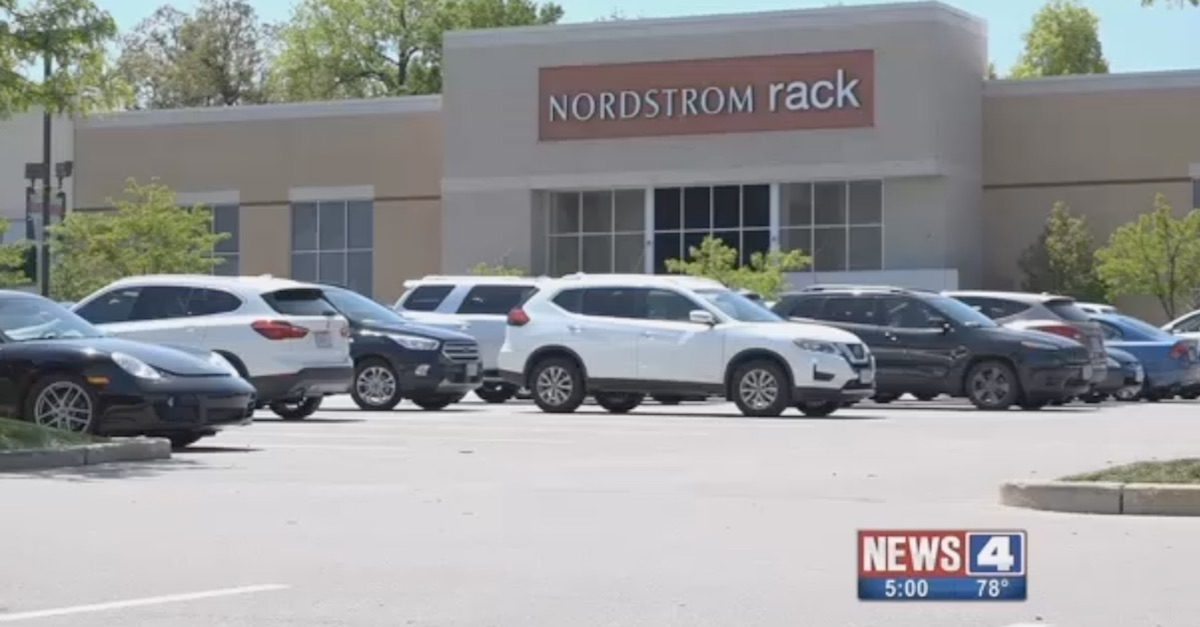 Nordstrom Rack apologizes false theft accusations Mekhi Lee Dirone Taylor Eric Rogers II
