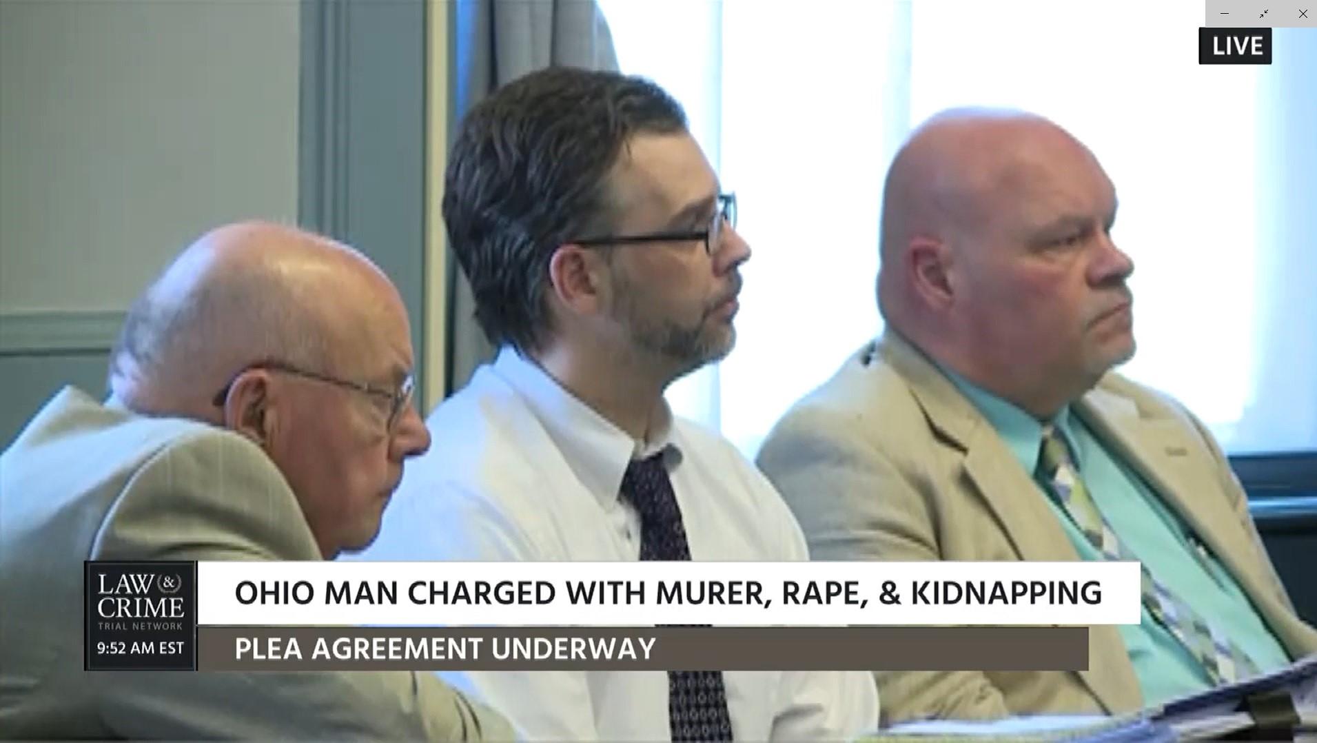 Shawn Grate, Ohio, Murder Trial, Rape, Plea Agreement