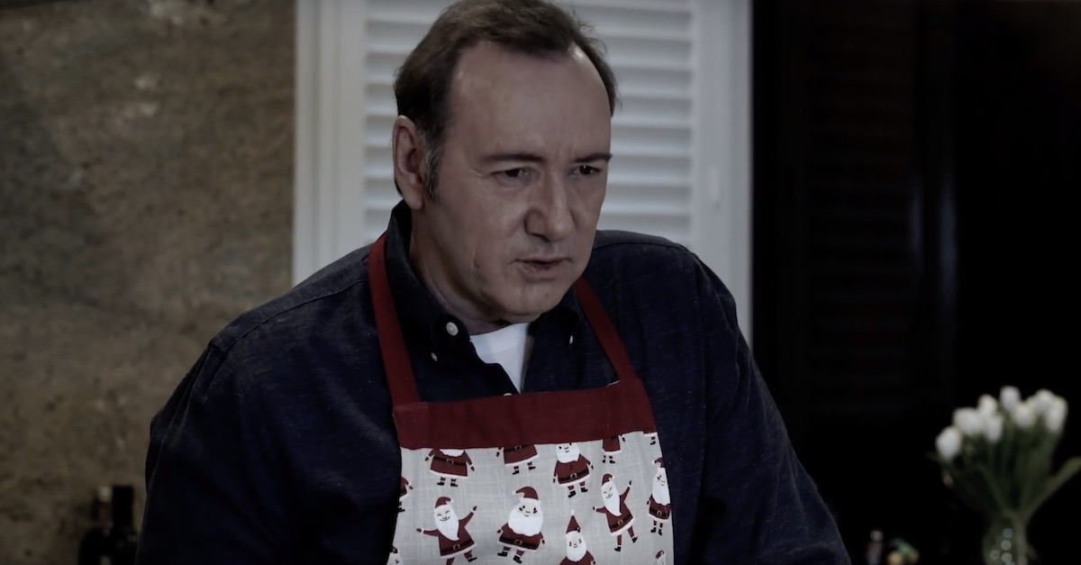 Kevin Spacey Let Me Be Frank