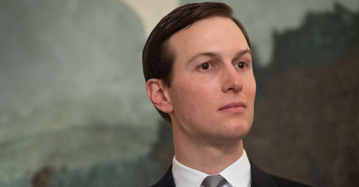 'Treated with Nepotism Gloves': Attention Shifts to Jared Kushner as NYPD Cop Is Charged for Falsehoods on SF-86 Form