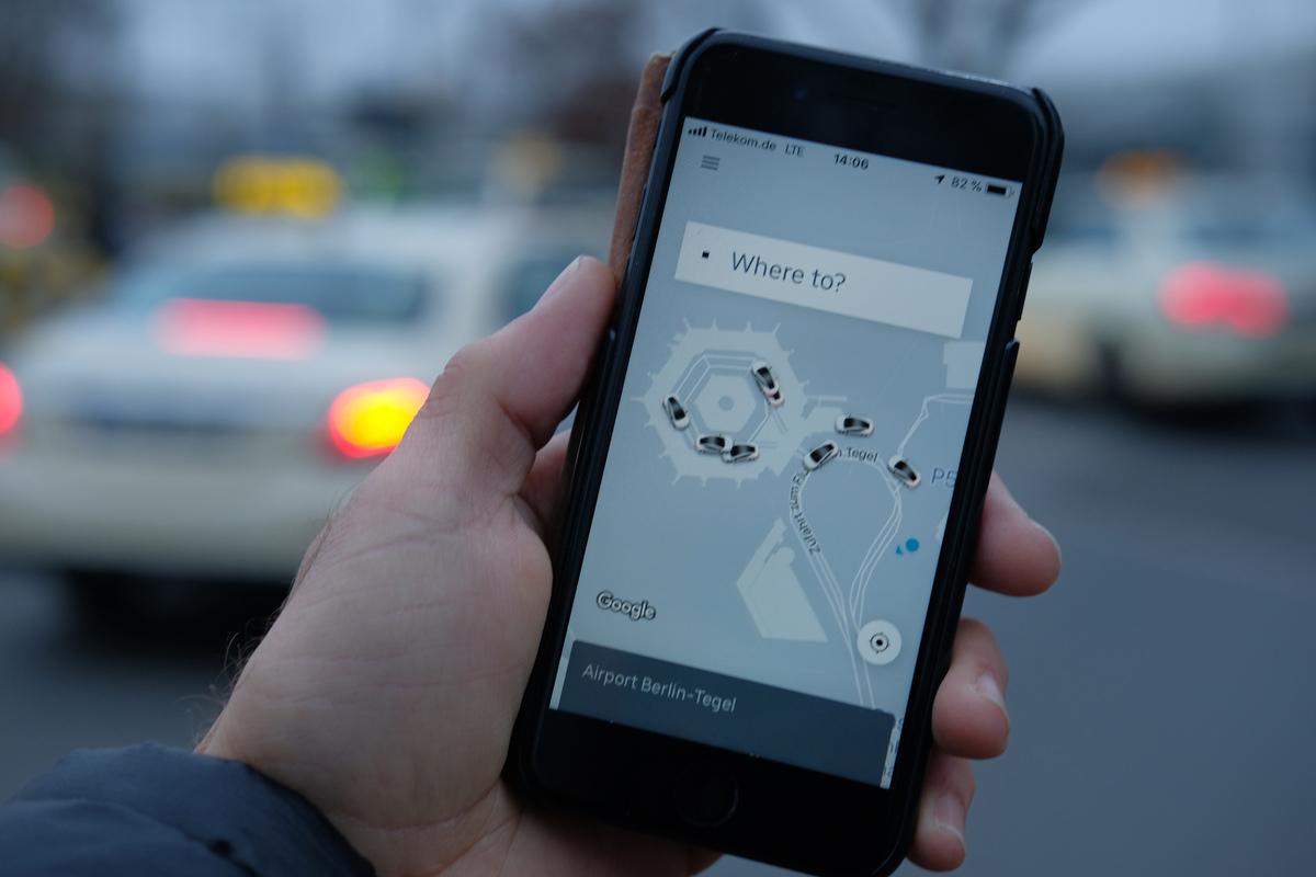 Uber Driver's Threats Aren't Rap Songs