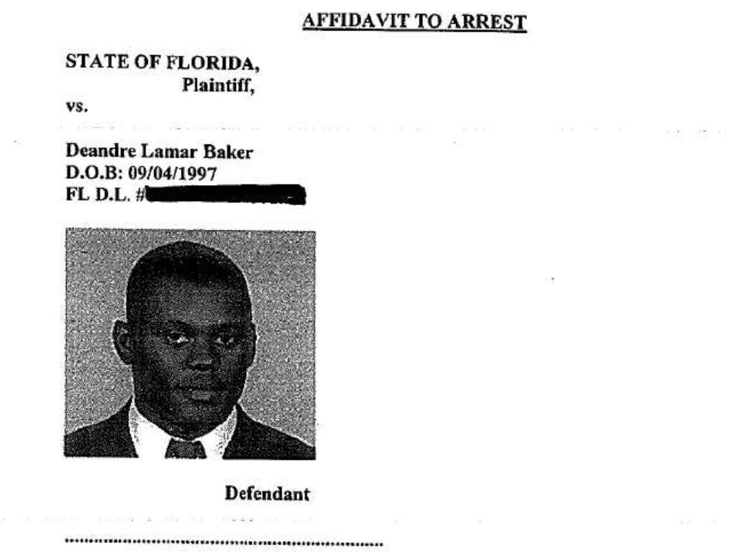 Quinton Dunbar wanted in Florida for armed robbery, aggravated assault with firearm
