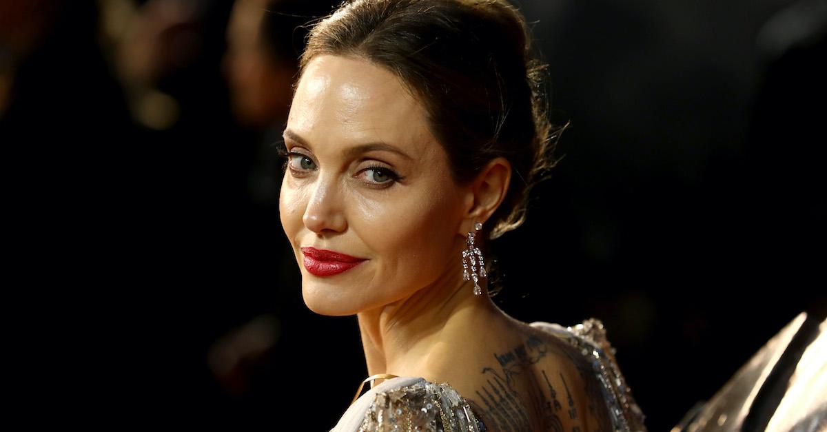 Angelina: Divorce judge needs to Jolie well go…