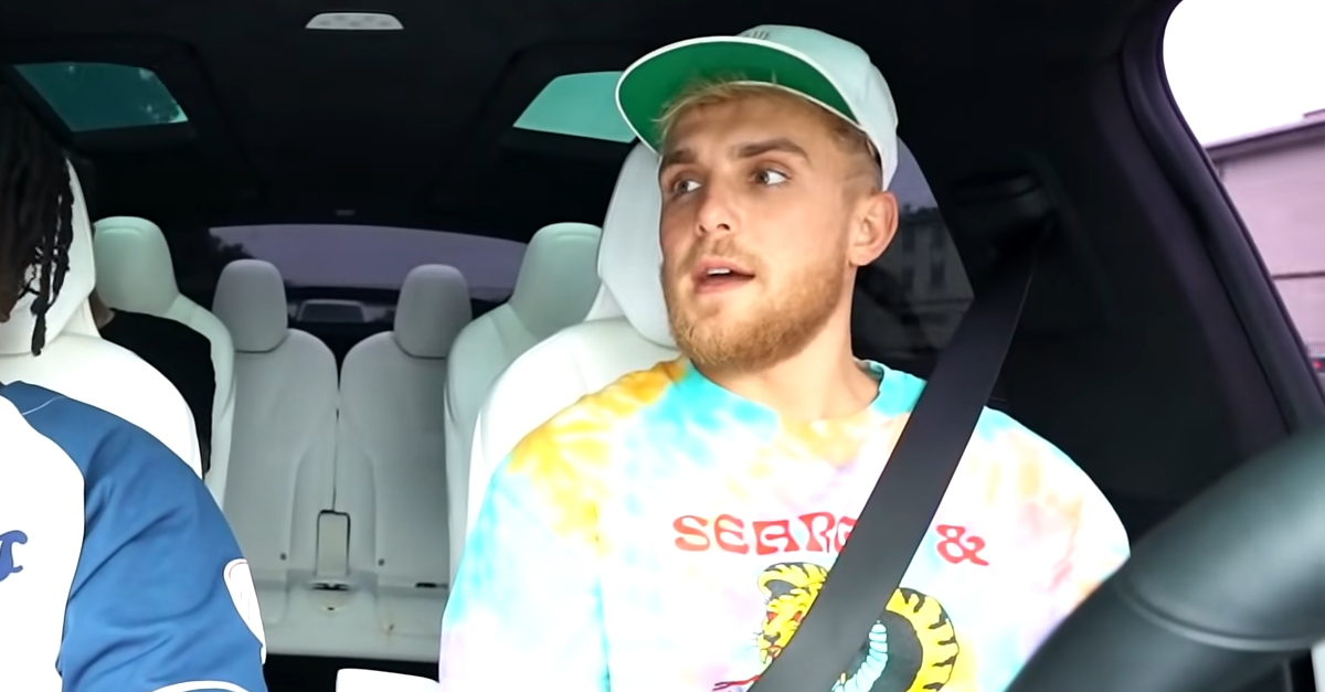 More Details About Why Jake Paul's Home Was Searched By Authorities