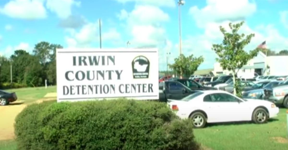 Irwin Detention Center ICDC via WFXL