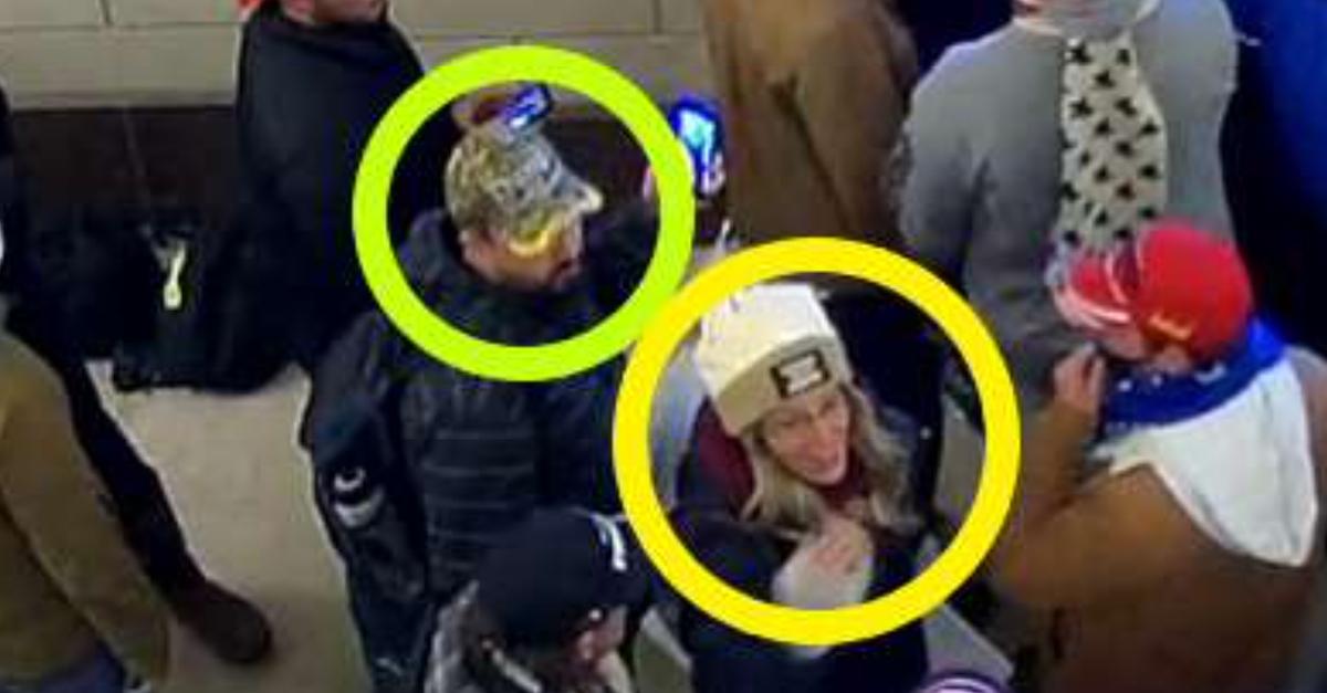 Capitol Breach Defendants, January 6