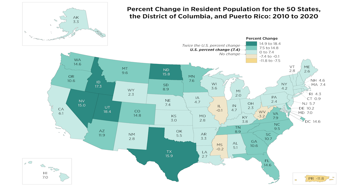 If New York loses enough population in Census count, will the 23rd District get split up?
